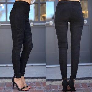 Pants - Moto Leggings
